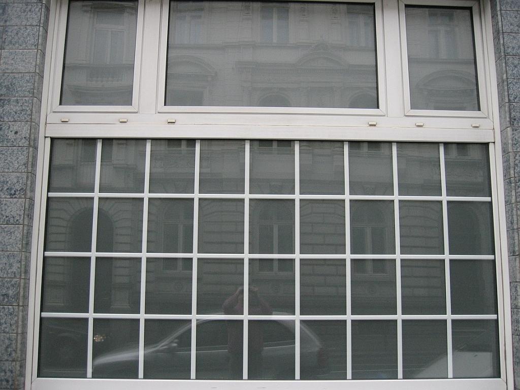 Gebäude Sonnenschutz